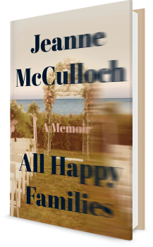 Book cover image: All Happy Families