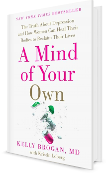 Book cover image: A Mind of Your Own