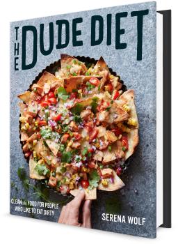 Book cover image: The Dude Diet: Clean(ish) Food for People Who Like to Eat Dirty