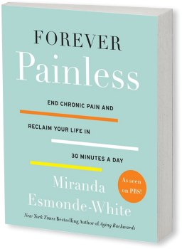 Book cover image: Forever Painless: End Chronic Pain and Reclaim Your Life in 30 Minutes a Day