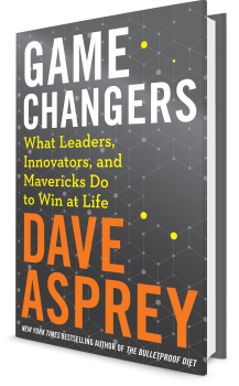 Book cover image: Game Changers: What Leaders, Innovators, and Mavericks Do to Win at Life | USA Today Bestseller