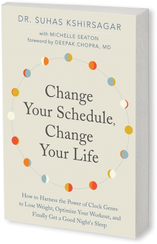 Book cover image: Change Your Schedule, Change Your LIfe
