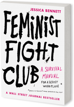 Book cover image: Feminist Fight Club