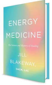 Book cover image: Energy Medicine