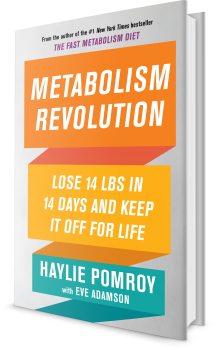 Book cover image: Metabolism Revolution: Lose 14 Pounds in 14 Days and Keep It Off for Life   New York Times Bestseller