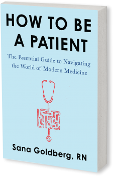 Book cover image: How to Be a Patient