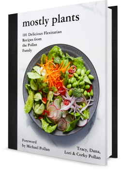Book cover image: Mostly Plants