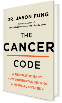 Book cover image: The Cancer Code: A Revolutionary New Understanding of a Medical Mystery