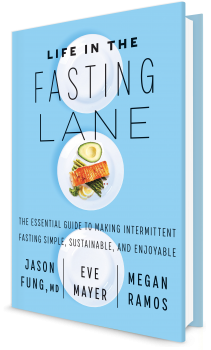 Book cover image: Life in the Fasting Lane: The Essential Guide to Making Intermittent Fasting Simple, Sustainable, and Enjoyable